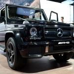 Mercedes-Benz G63 AMG презентация