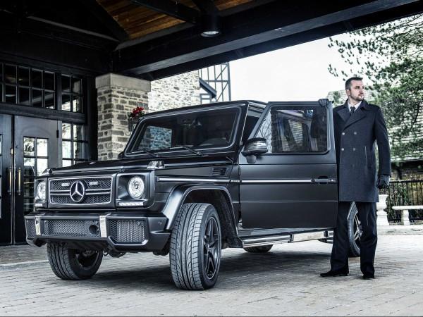 Mercedes-Benz G63 AMG внедорожник