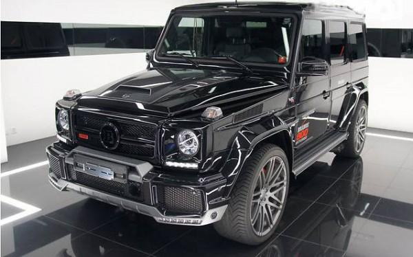 Mercedes-Benz G 65 AMG BRABUS G 800