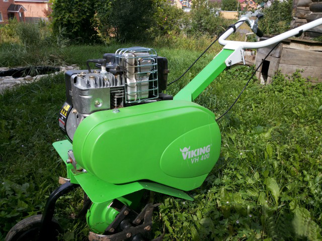 Мотоблок Viking VH 400