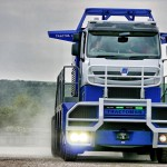 Самые мощные современные грузовики мира
