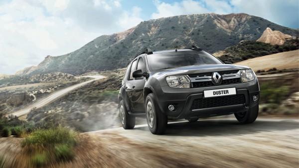 Renault Duster в пути