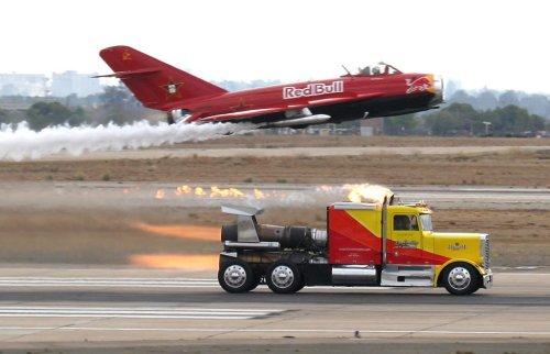 Shockwave и самолет