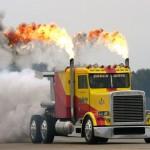 Топ 4 самых быстрых грузовиков мира