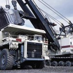 Terex Unit Rig MT 5500 загрузка