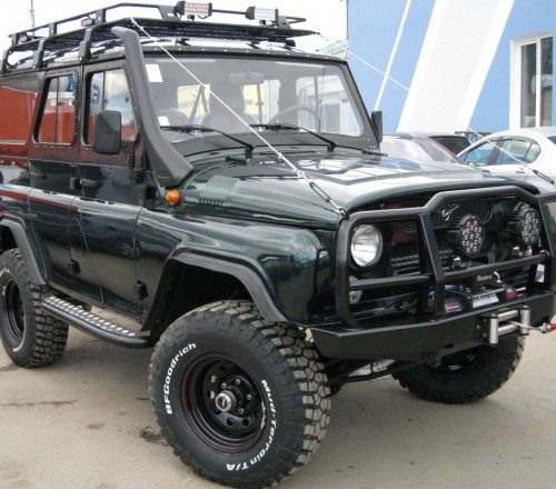 uaz-hunter-tuning