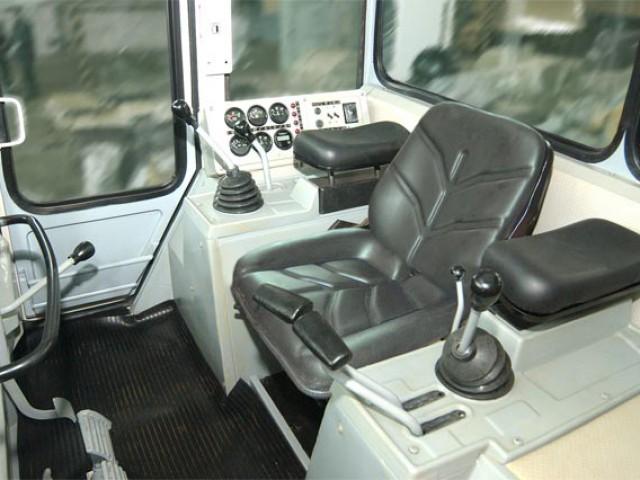 Новая кабина Б10М
