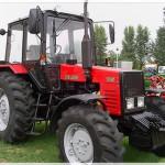 Беларус МТЗ Трактор 1025.2