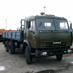 Бортовой КамАЗ 53215
