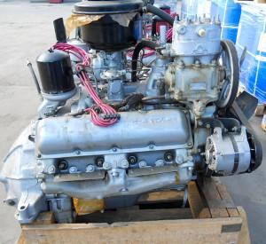 Двигатель ЗИЛ 130