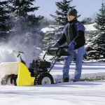 Снегоуборочная самоходная техника