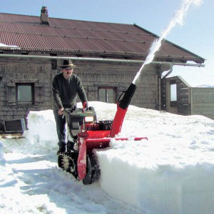 Как выбрать снегоуборочную машину для дома