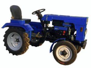 Преимущества мини тракторов