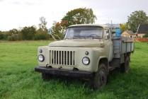 ГАЗ-52-04 1982 года выпуска, с укороченной колесной базой 3300 мм.