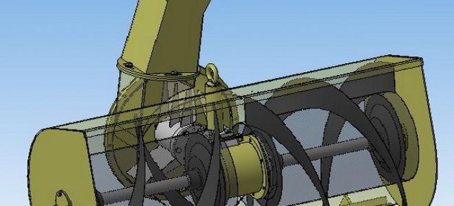 Преимущества и лучшие модели роторного снегоуборщика