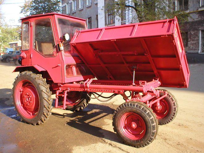 16 т трактор