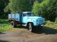 ГАЗ-52-28 1982 года выпуска, работающий на сжатом природном газе