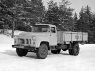 Опытный грузовик ГАЗ-52Г 1959 года выпуска