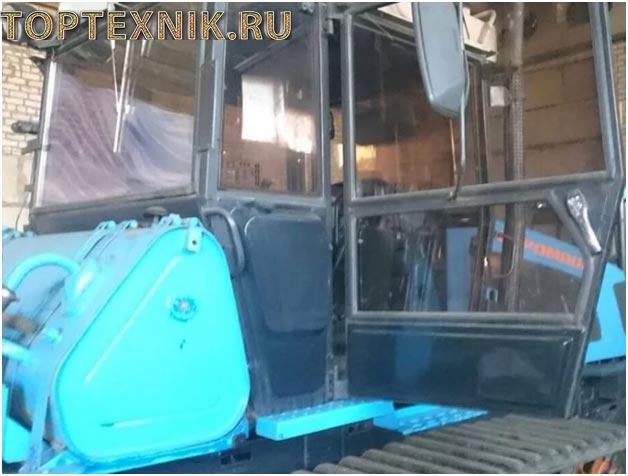 Трактор ВТ-150 - Устройство и технические характеристики