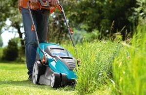Электрические газонокосилки и триммеры - обзор характеристик, производителей и цен