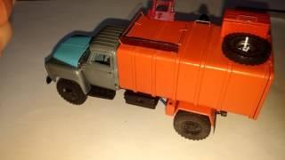Модель Газ 53-12 ко-413 мусоровоз