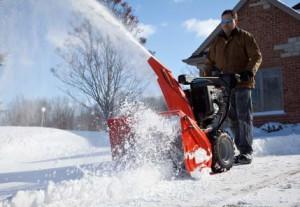 Снегоуборочная техника