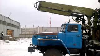Урал лесовоз с гидроманипулятором 9193268747 ООО ВИД