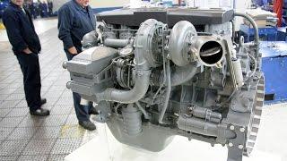 Эксперты в шоке от нового двигателя KAMAZ