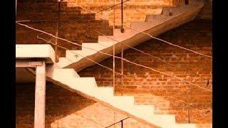 Особенности установки лестничных маршев