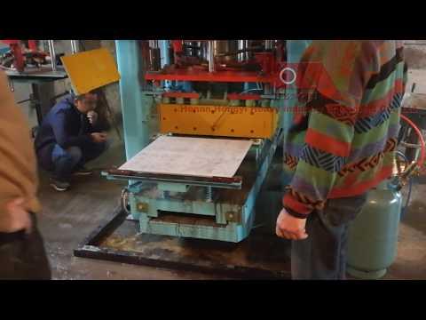 Бетон типа терраццо пресс ления.Искусственный оселковый мрамор. Из Китай. HENGYI-MACHINERY.