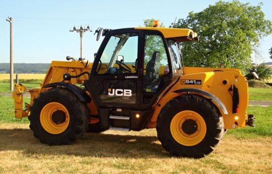 колесный JCB 541 70
