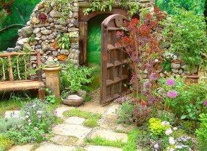 Сад и огород своими руками не как у всех: много интересных идей
