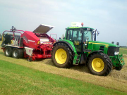 Трактор Джон Дир (John Deere) 6630