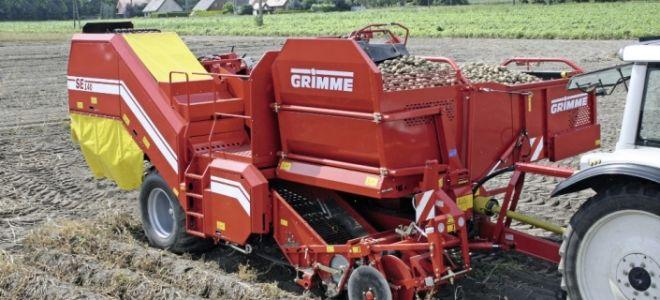 Виды и особенности комбайнов для эффективной уборки картофеля
