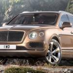 Bentley Bentayga — Новое слово в премиум SUV.
