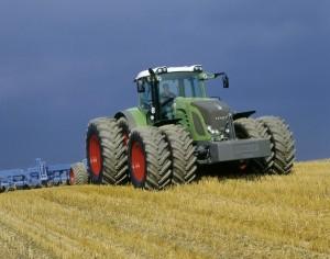 Фото: Трактор Fendt 936 Vario