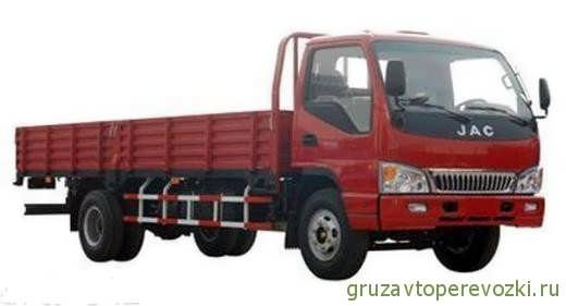грузовик JAC 1061