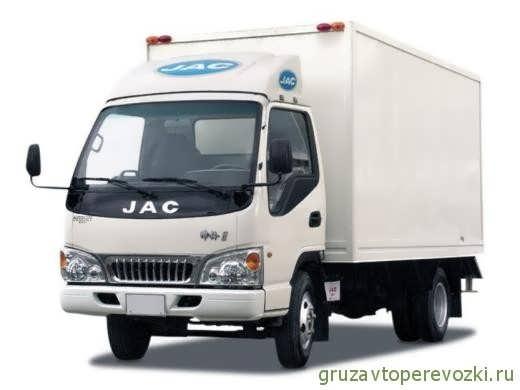 китайский грузовик Jac 1040