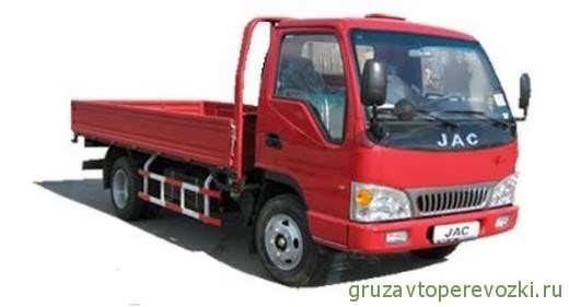 китайский грузовик Jac 1045