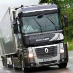 Renault Magnum – флагман среди машин для дальних перевозок