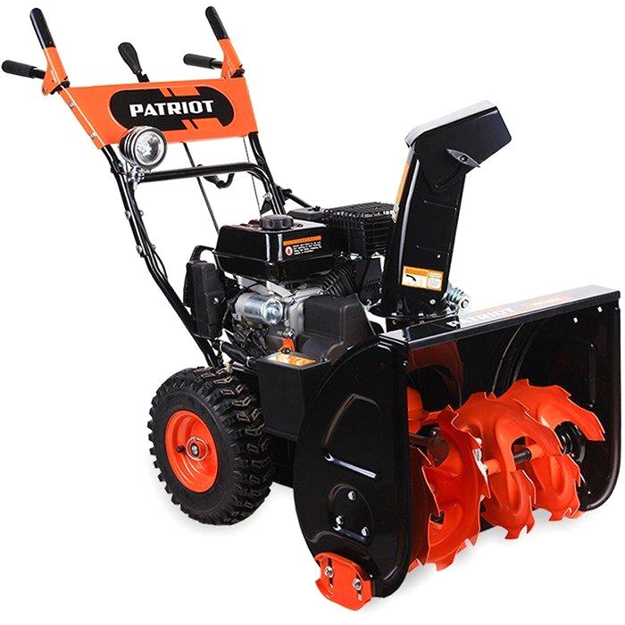 Снегоуборщик Patriot Garden Pro 655 E