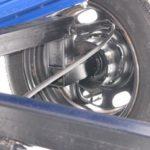Тормоза внутри колеса