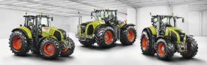 фото: трактор класса