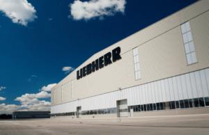 Завод производитель техники Liebherr