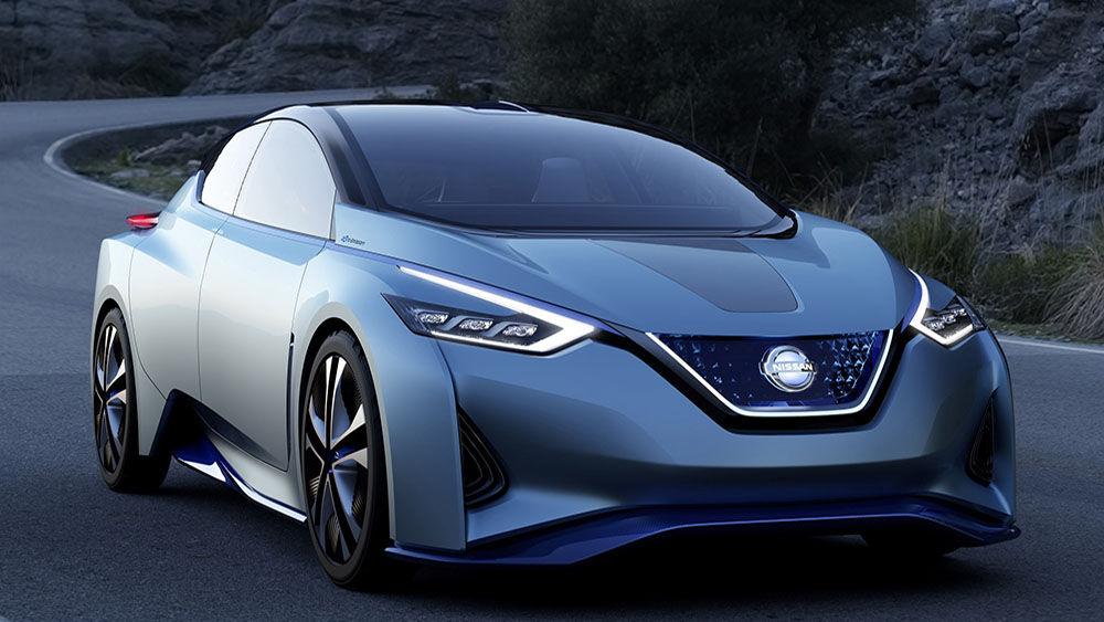 IDS Concept от Nissan