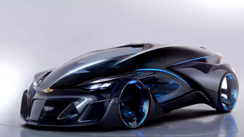 NFR от Chevrolet