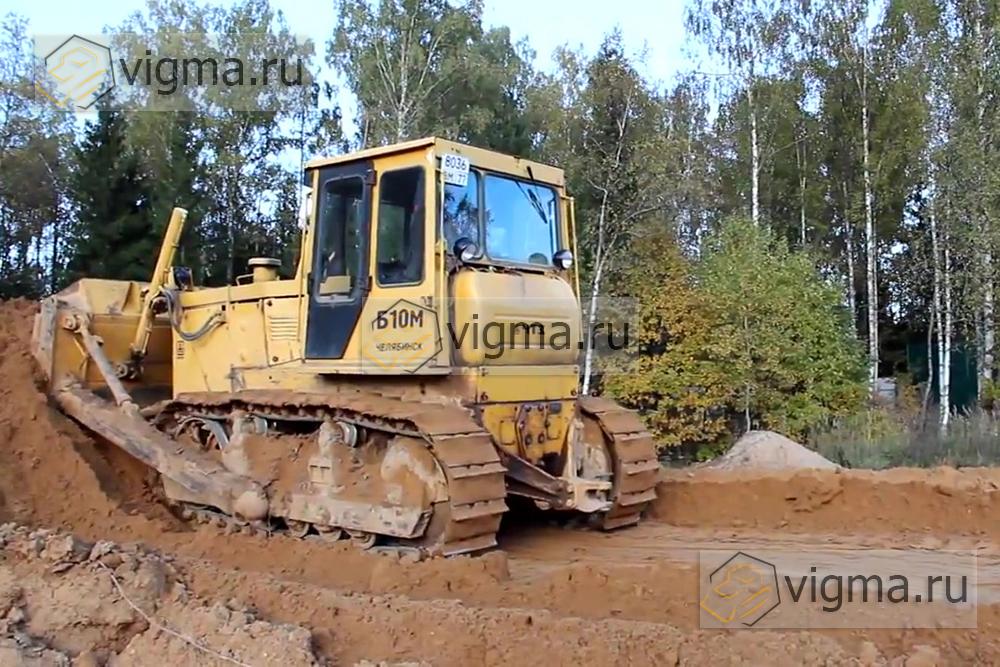Бульдозер Б10М.0101Е 210