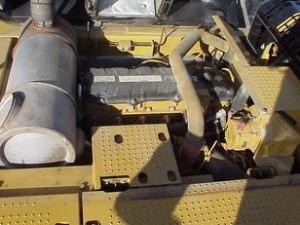 caterpillar 336 dl устройство двигателя