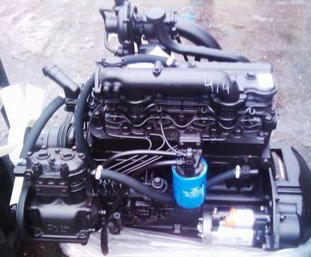 дизельный двигатель газ 3309