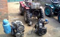 Двигатели для самодельного трактора